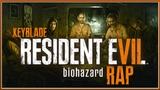RESIDENT EVIL 7 RAP - Parte de la Familia Keyblade