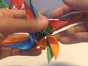 Fish Curler Kusadama Tutorial ~ Origami Lad