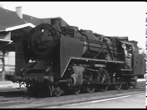 Ton Pruissens Filmschätze Reichsbahn Dampf Teil 1