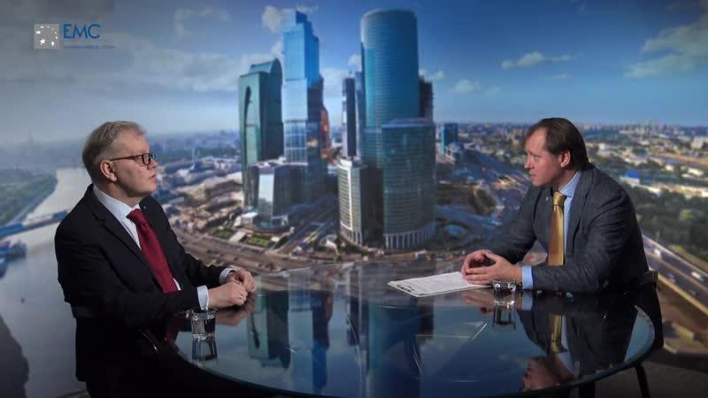 Павел Копосов в передаче Здоровье 360