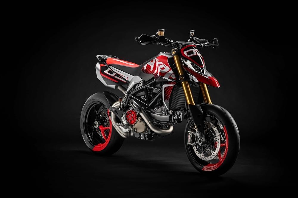 Концепт супермото Ducati Hypermotard 950
