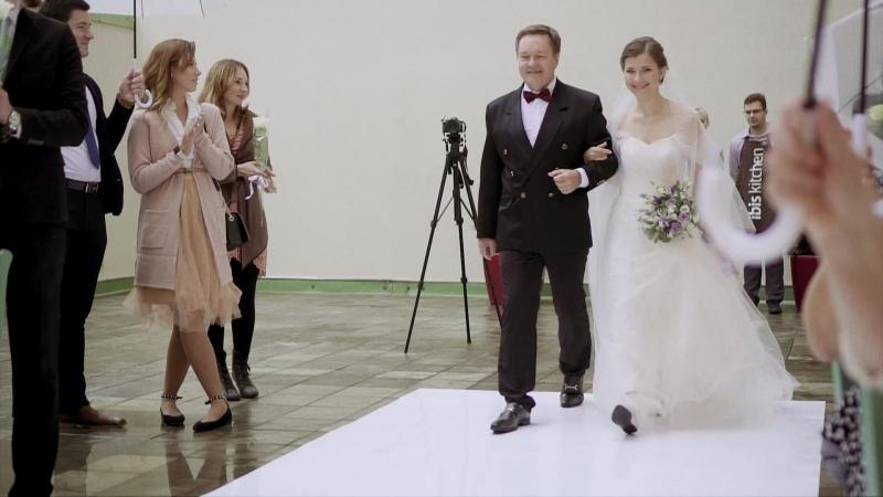 Свадьба Оли и Миши