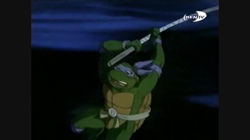 Черепашки мутанты-ниндзя (1987 9 сезон