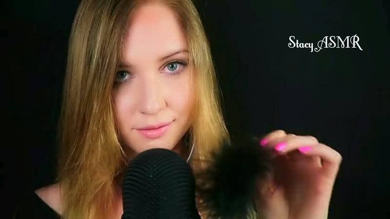 Stacy ASMR - АСМР   эротическая сексуальная девушка секси женщина помогает заснуть - erotic girl sexy women helps to fall asleep