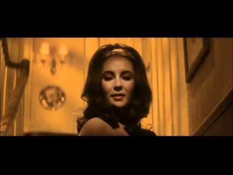 Liz Taylor Cuckolds Marlon Brando in Reflections in a Golden Eye