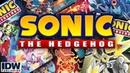Битва за Остров Ангела продолжается Sonic The Hedgehog 10 IDW (Супер Нео Метал)