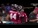 Donte Jackson First Career INTERCEPTION Atlanta Falcons vs Carolina Panthers Week 2