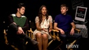 '13 Reasons Why' Cast Talks Addressing Serious Issues Kanye West VIDEO