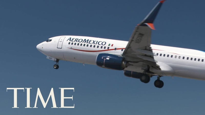 Mexican Airline Trolls Americans With Ad About Debate Over The Wall | TIME