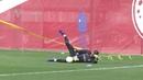 El Sevilla FC comienza a preparar la exigente semana con doble cita en casa