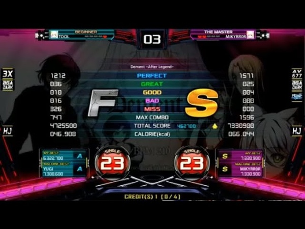 Dement S23 S [Full combo] HJ PIU XX 2019