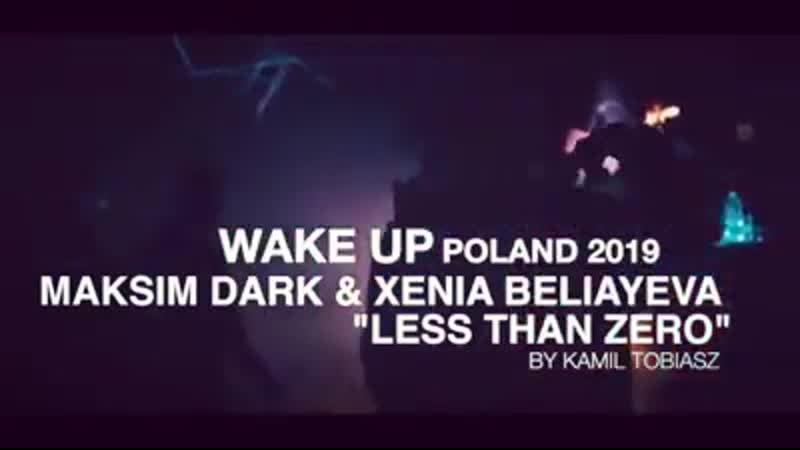 """Hey hey watch a beautiful clip by @kamil tobiasz video made at the Wake Up Festival in Poland using """"Less Than Zero One of m"""