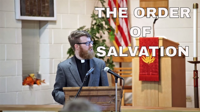 The Ordo Salutis Why it is neglected today, and why it matters