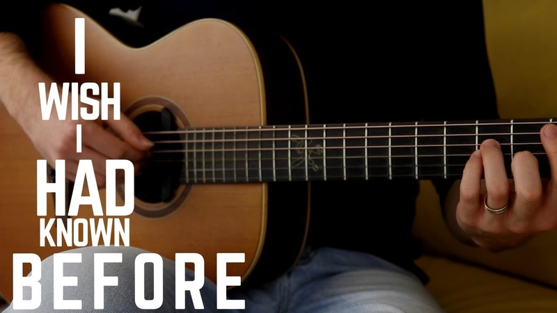 5 Things that Will Make you a Better Guitarist ... I wish I had known before