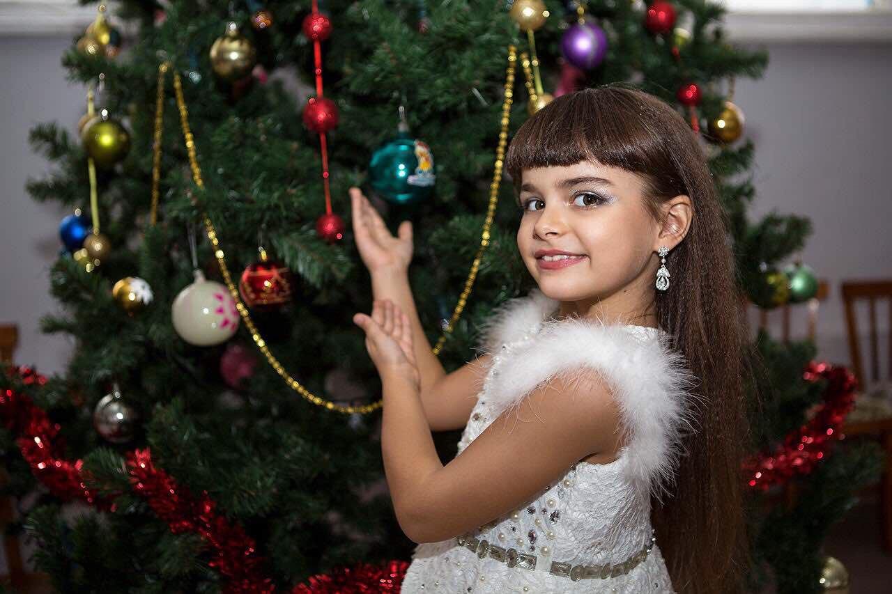 9-летняя курянка выступит на конкурсе «Маленькая Мисс Россия»