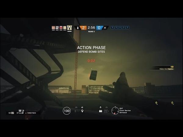The C4 Spawn Kill Rainbow Six Siege