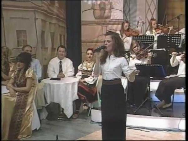 Milica Radojcic - Ej dragi, dragi, bozurove sadi