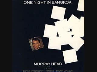 Murray Head - One Night In Bangkok (1984) Extended Version