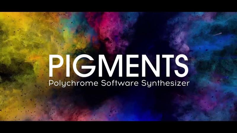 Arturia announces Pigments