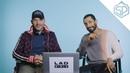 Том Харди и Риз Ахмед оценивают страшно красивые костюмы фанатов