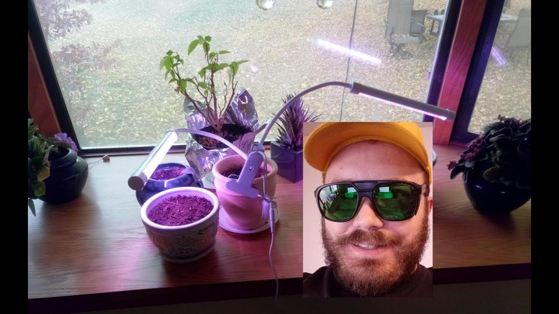 MarsHydro LED Grow Lights Safety Glasses for Indoor Gardens Greenhouses Hydroponics Protective Goggl