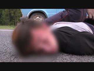 Погоня за подростками на жигули (Дпс,бпан,стрельба,дрифт,угон,жесть,Киров)