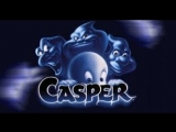 Каспер Casper. 1995. 1080р. Перевод Павел Санаев. VHS