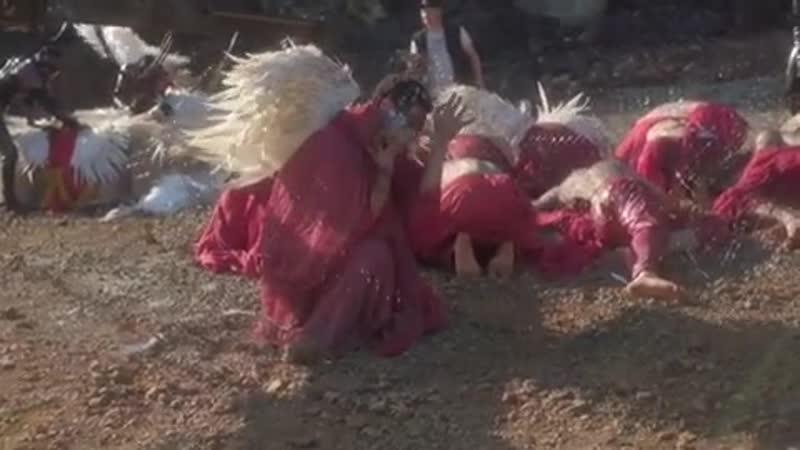 Алан Бадоев. Фильм о фильме новой истории «Любовь уставших лебедей», часть 6