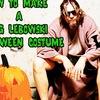 The DUDE. LEBOWSKI Halloween