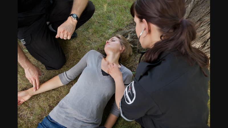 Потеря сознания __ Первая помощь при потере сознания __ Проект 1