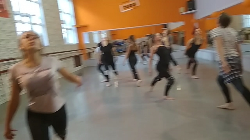 Белякова Валерия и Сочнев Сергей Парная хорео