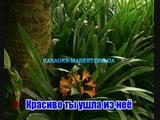 Караоке Красиво - Меладзе Валерий петь онлайн