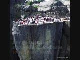 На краю Земли - самый красивый утёс в мире - vk.com/p.obrazovanie