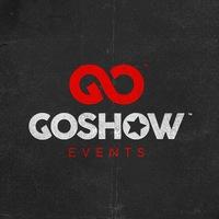 Логотип GOSHOW events / агентство событий