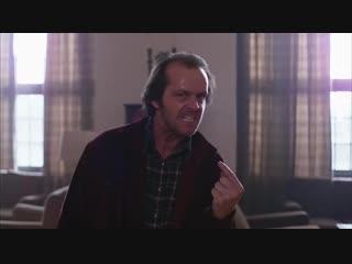 У Джека сорвало кукушку - Сияние (1980) отрывок / сцена / момент