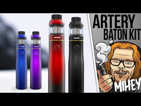 Artery Baton Kit with Hive S Tank Для любителей