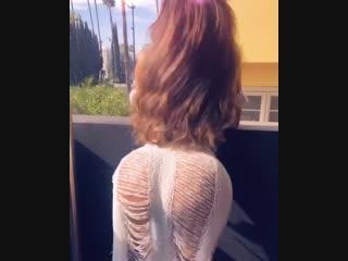 Тверк от Насти Квитко (порно, секс, эротика, попка, booty, anal, анал, сиськи, boobs, brazzers)