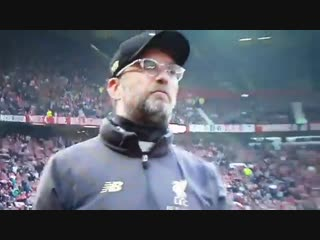 """Klopp at ft: """"fucking hell, what a shit game"""""""