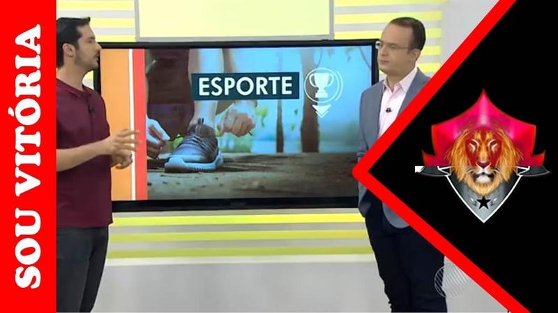 Deu ruim; Vitória é goleado no Barradão e o jogo termina em confusão