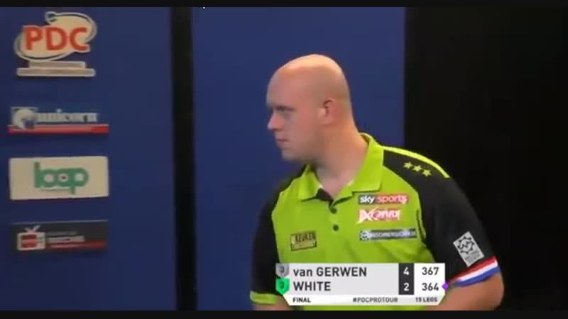 2019 Players Championship 3 | Final | van Gerwen v White