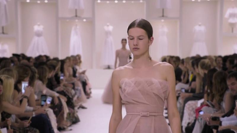 Christian Dior Haute Couture Fall/Winter 2018-2019