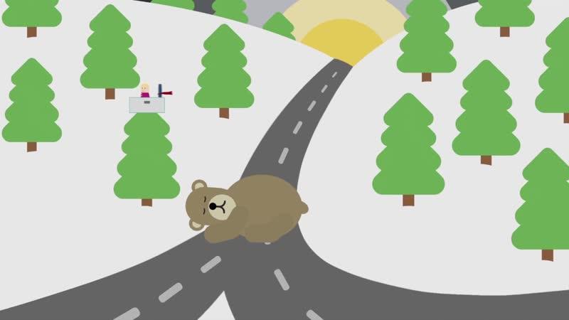 Рождественские приключения эмодзи: «Медведи» впадают в спячку