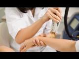 Эпиляция рук в клинике