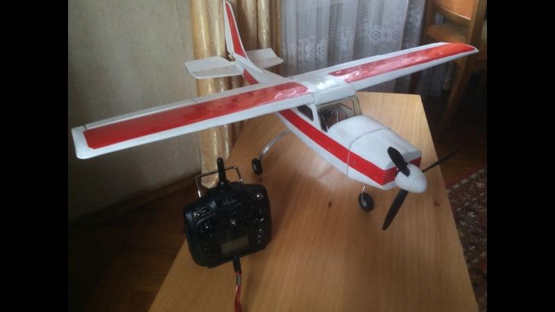 облет Cessna