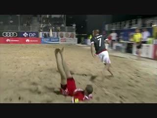 Пляжный футбол. Анонс