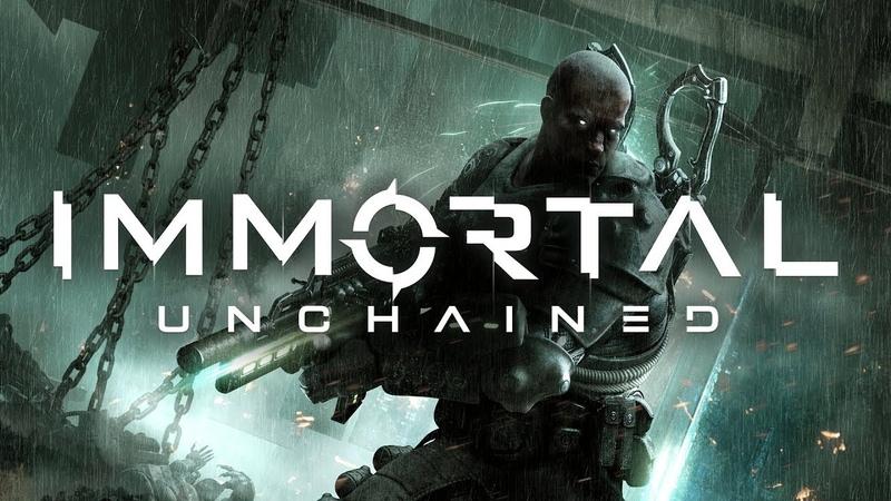 Immortal Unchained - Launch Trailer [PEGI]