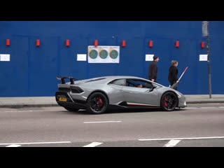 Supercars in London March 2019