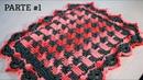 Jogo Americano de Crochê Tunisiano por Sandra Brum | Parte 1