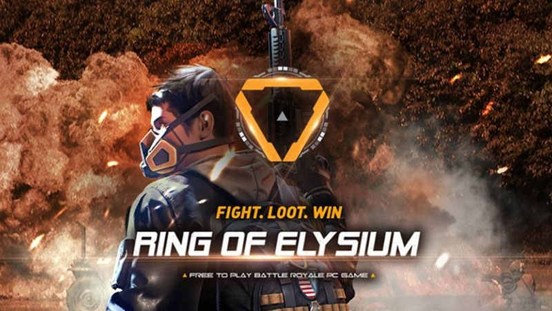 Ring of Elysium. Тихо и спокойно!