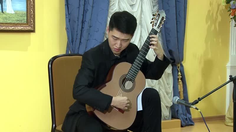 Чан Тон-Йе, Музыкальная гостиная усадьбы Белкино